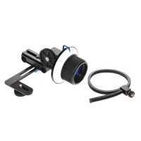HDSLR SupportFollow Focus F2 for Camera with L-Shape Mount and Lens Gear Belt