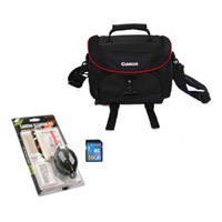 CanonDSLR Kit Small Bundle