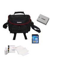 CanonT4/3i DSLR Accessory kit