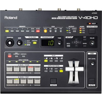 RolandV40HD Multi-Format Video Mixer