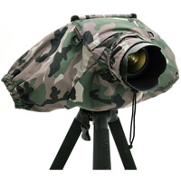 MatinDeluxe Multi Rain Cover (Camouflage)