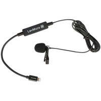 Saramonic LavMicro Di Lavalier Mic for Lighting Connector - IOS Devices