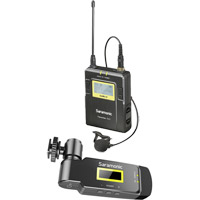 Saramonic UwMic9 STLXRK – Single TX LAV XLR Receiver Kit (1 x TX9 + 1 x RX-XLR9) - UHF Wireless Mic System