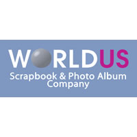 Worldus2-Tone Leatherette 4x6,4x7 4x10 Album - 300 Photos