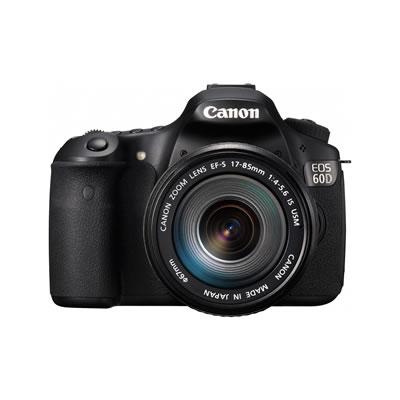 rent canon 60d camera body w/ sd card dslr cameras body
