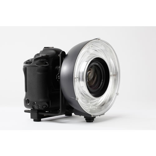 Adorama launches Flashpoint Ring Li-On 400ws ringflash ...