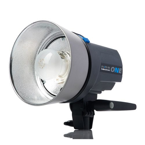 Elinchrom 500 Studio Lighting Kit: Elinchrom D-Lite RX One Softbox Set Self-Contained Strobe