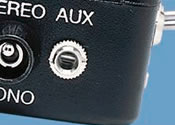 Mini-jack connector for consumer audio gear