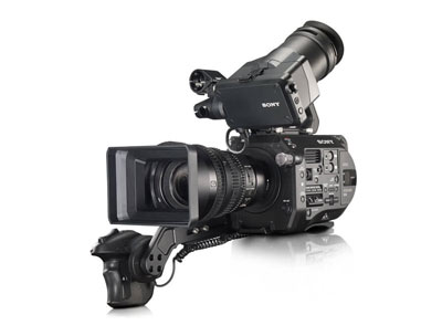 Rent Pro Video Cameras