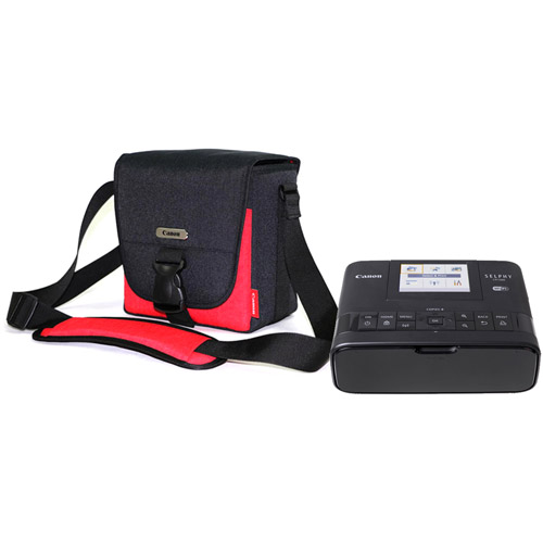 Canon SELPHY CP1300 Compact Photo Printer + Carrying Bag