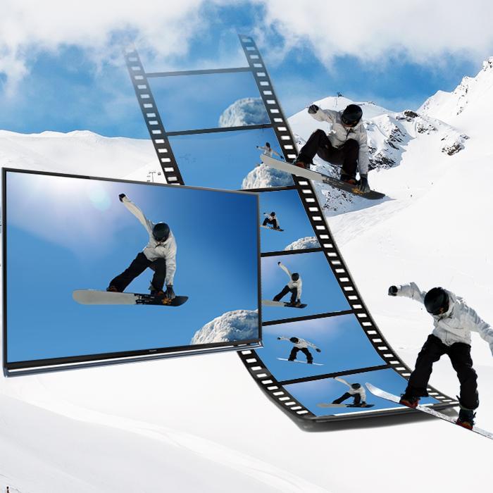 Full-HD Slow Motion Video