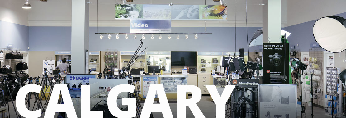 Calgary Store Location