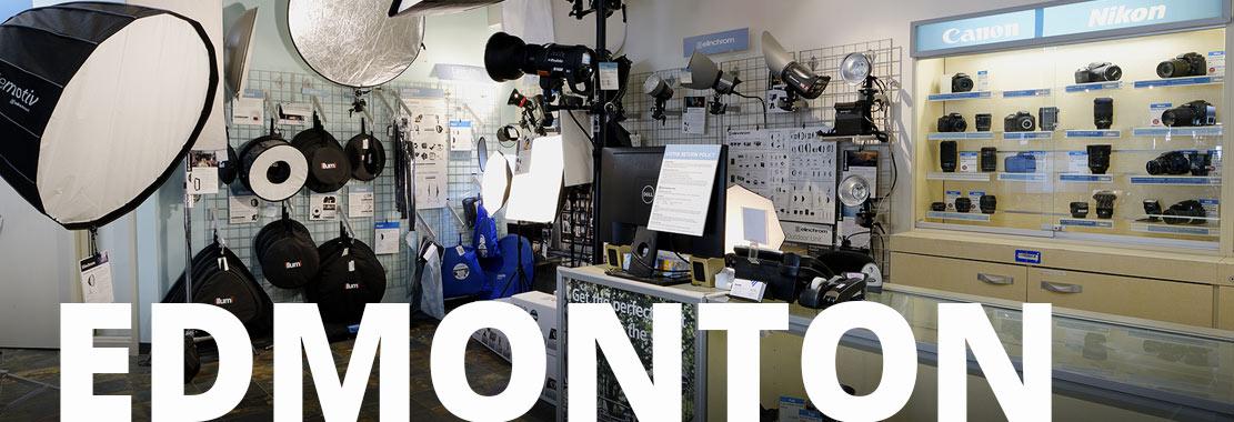 Edmonton Store Location