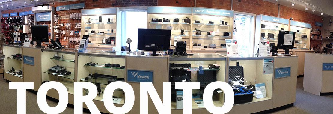 Toronto Store Location