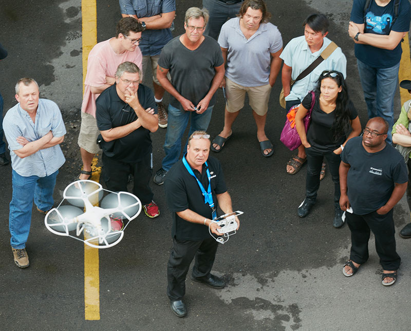 DJI Event at Vistek
