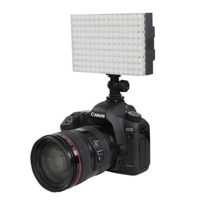 On Camera LED