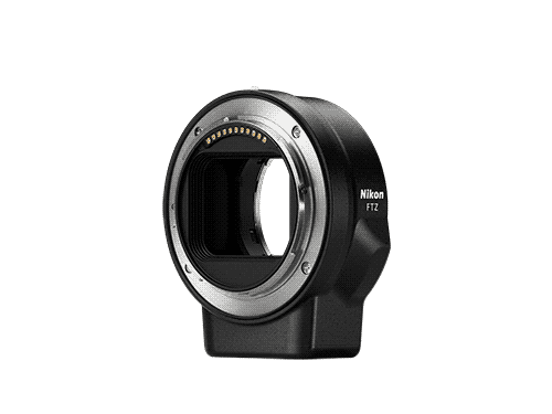 Nikon Len Mount Adapter FTZ