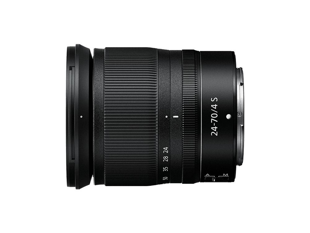 Nikon Z 24-70mm f/4 S Lens