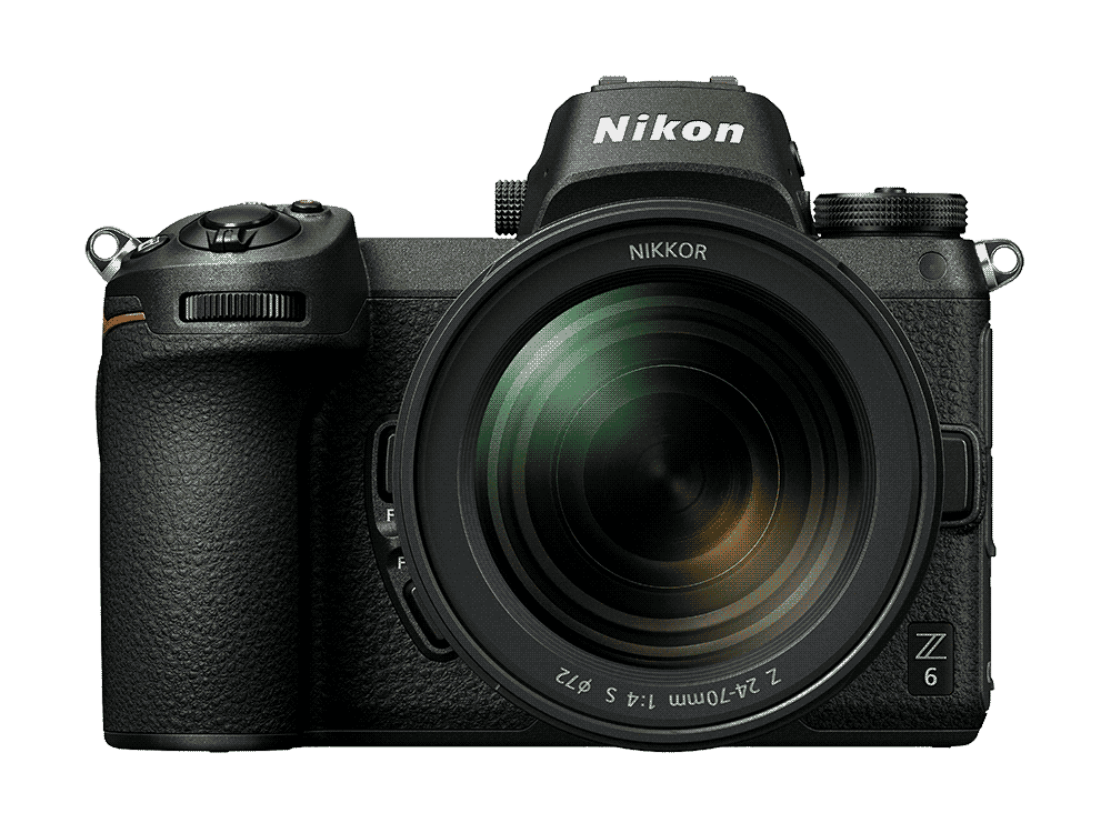 Nikon Z 6 full-frame mirrorless camera