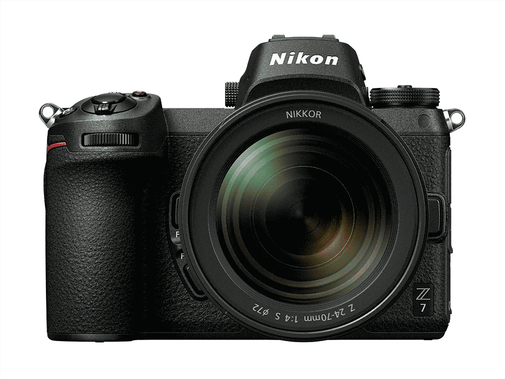 Nikon Z 7 full-frame mirrorless camera