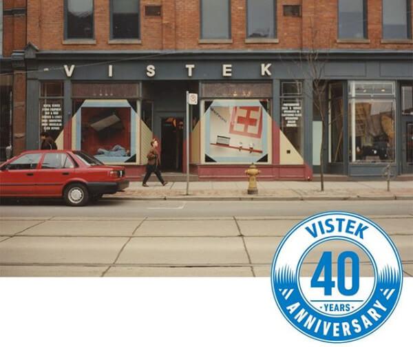 Create an account at Vistek
