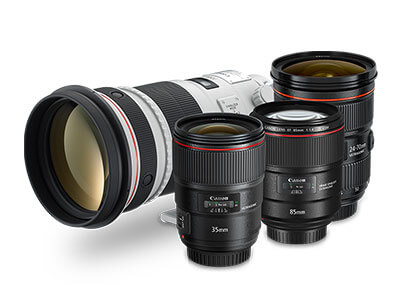 Shop for Camera Lenses