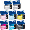 Stylus R3000 Color Ink Set 8 Cartridges w/Photo Black
