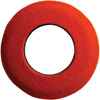 Extra Small Round Microfiber Red