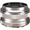 M.Zuiko 17mm f/1.8 Silver Lens