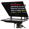"Triton2 17"" Teleprompter Sled System with ZaPrompt Pro"