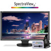 "EA275UHD-BK-SV MultiSync 27"" 4K LED Monitor; SpectraView II AH-IPS;DP1.2/HDMI 2.0/DVI-D Dual/US"