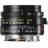 35mm f/2.0 Summicron-M ASPH Black Wide Angle Lens