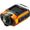 Ricoh WG-M2 Orange Adventure Camera w/ 4K & WiFi