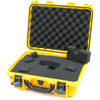 920 Case w/ Foam - Yellow