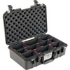 1485 Air Case Black w/TrekPak Divider System