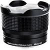 RMC 9mm F8.0 Fisheye Lens for Micro 4/3