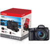 EOS 7D MK II Body with W-E1 Adapter and Bonus Accessory Kit