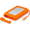 "2TB Rugged Thunderbolt 2.5"" External Hard Drive USB 3.0"
