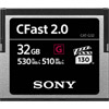 32GB G Series CFast 2.0 Memory Card 530MB/s read & 510MB/s write speeds