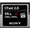 64GB G Series CFast 2.0 Memory Card 530MB/s read & 510MB/s write speeds