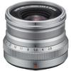 Fujinon XF 16mm f/2.8 R WR Silver Lens