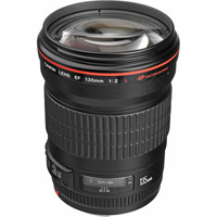 EF 135mm f/2.0L USM Telephoto Lens