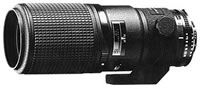 AF Micro-NIKKOR 200mm f/4.0 D IF-ED Lens