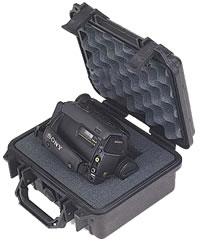 1200 Case Black w/Foam