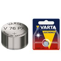 Silver Oxide 1.55V-V76PX,