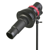 """Universal Snoot For 7"""" Reflector"""