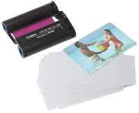 HC-18IL Label Paper For CP-10 Printer, 18 sheets