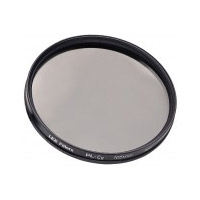 105MM Round Glass Linear Polarizer Filter