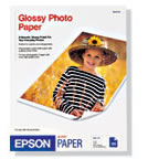 "8.5""x11"" Glossy Photo Paper - 50 Sheets"