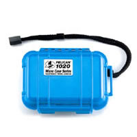 1020 Micro Case Blue/Clear